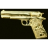 COLT 45 PIN GOLD PISTOL HANDGUN PIN